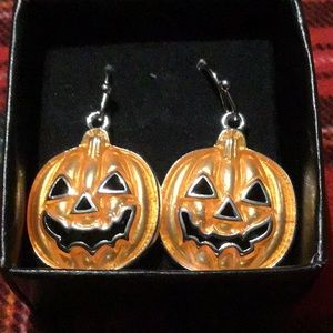Halloween Time Earrings